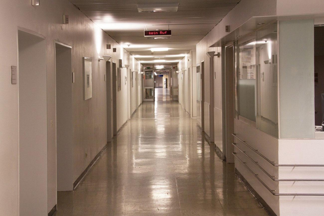 krankenhaus security